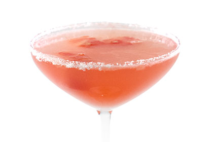 Pink Watermelon Margarita