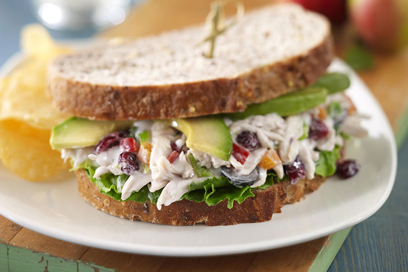 California Chicken Salad with Craisins® Dried Cranberries
