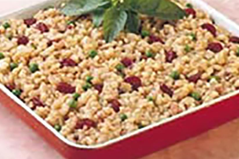 Cranberry Roasted Garlic Risotto