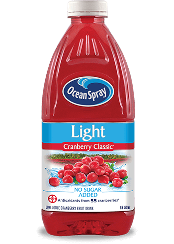 Light Cranberry Classic™ Fruit Drink