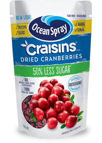 Reduced Sugar Craisins® Dried Cranberries