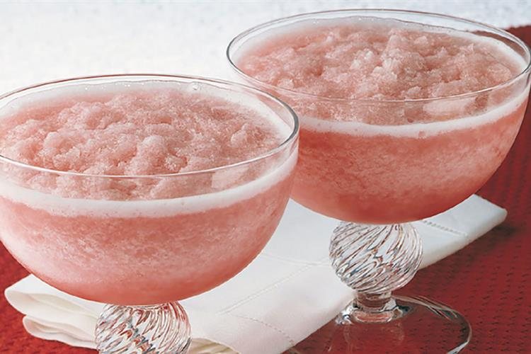 Cranberry Daiquiri Slush