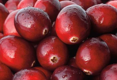 Cranberries weren't always 'cranberries'?