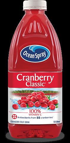 Cranberry Classic™ Fruit Drink